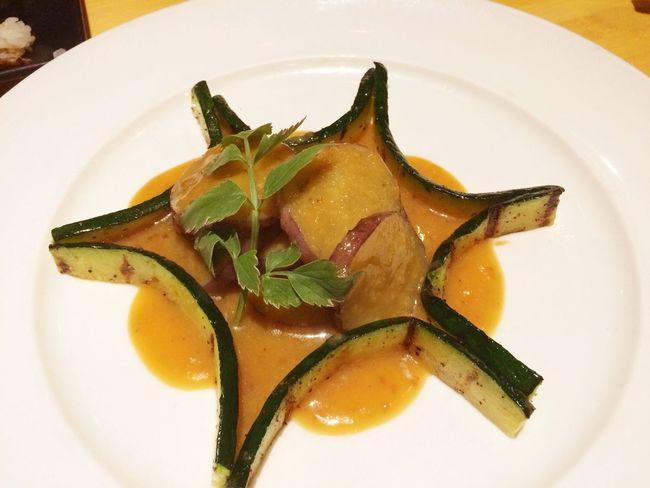 Food Zucchini Eggplant Green Color Taking Photos Enjoying Life Appetizer Iphone 5