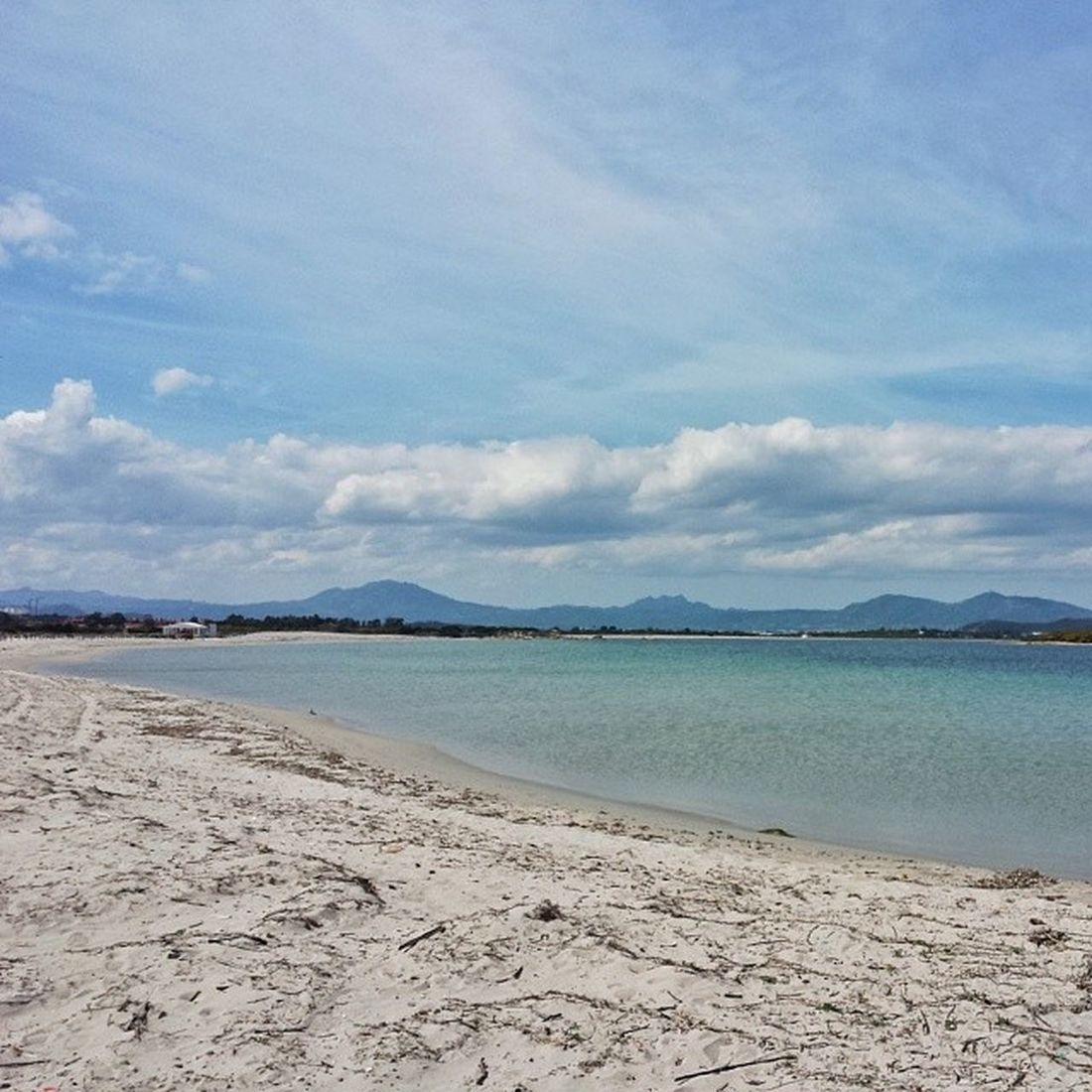 The slow side Sittagram Giorgiositta Sardinia Lesaline sea sun beach warm