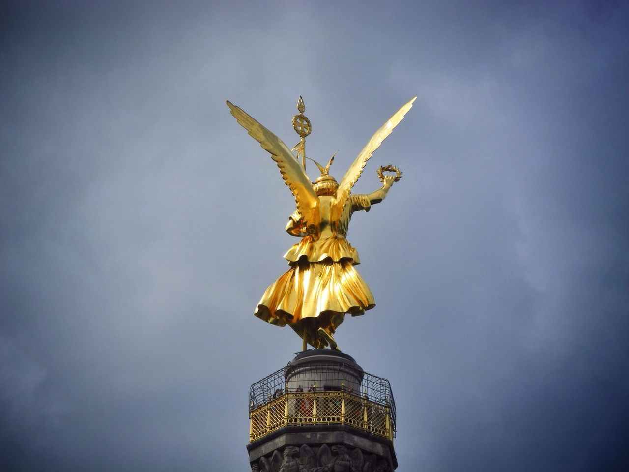 Beautiful stock photos of gold, Angel, Art And Craft, Berlin, Day