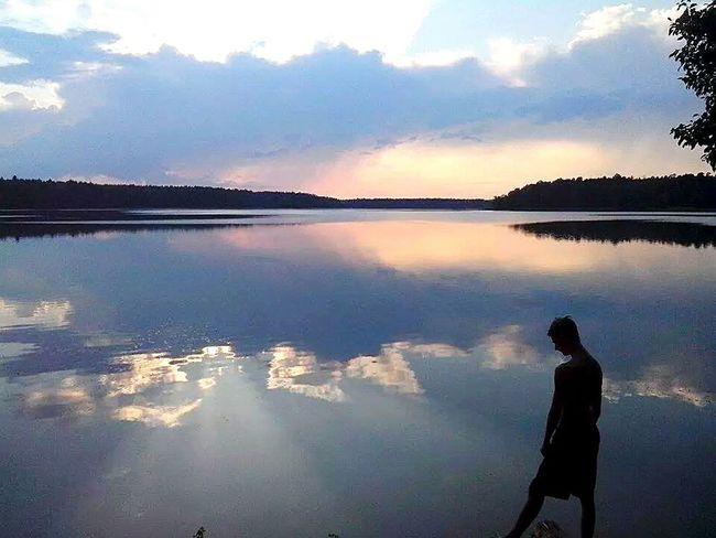 Mazury Jeziora Takiepiekne Exploring New Ground