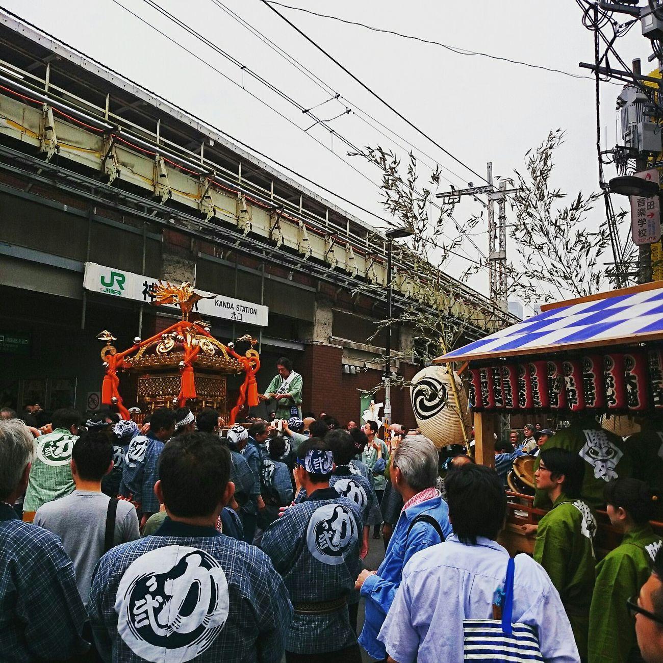 神田祭とお神輿