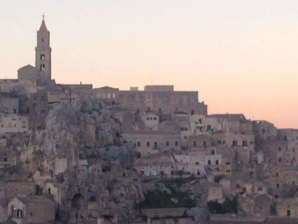 Matera Matera View Matera, Italy Matera - Capitale Della Cultura Ancient City Architecture Stone City Ancient Italy Bella Italia Bella Turism Destination Take Me Back In Time Skyline
