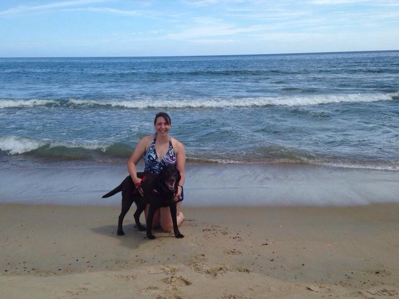 Me and Ted Bffs Dog Love Bonding OBX14