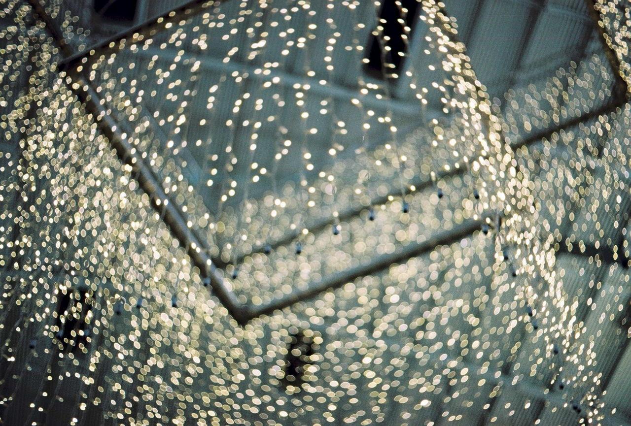 Bremen Filmphotography Yashicafx3super2000 Bokeh Lights l