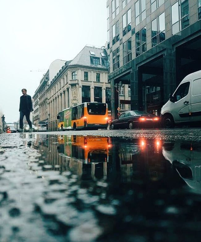 Original Experiences Eye4photography  Urbanphotography EyeEm Best Shots Urban Landscape Rainy Days Reflection Berlin
