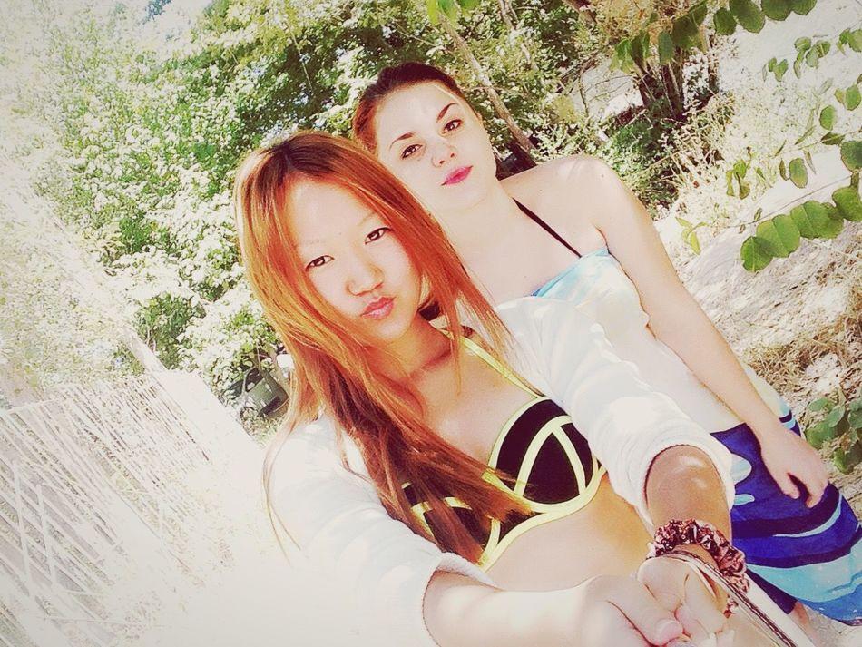 Selfietime Lastweeksofsummer Selfie Withfriend Girls