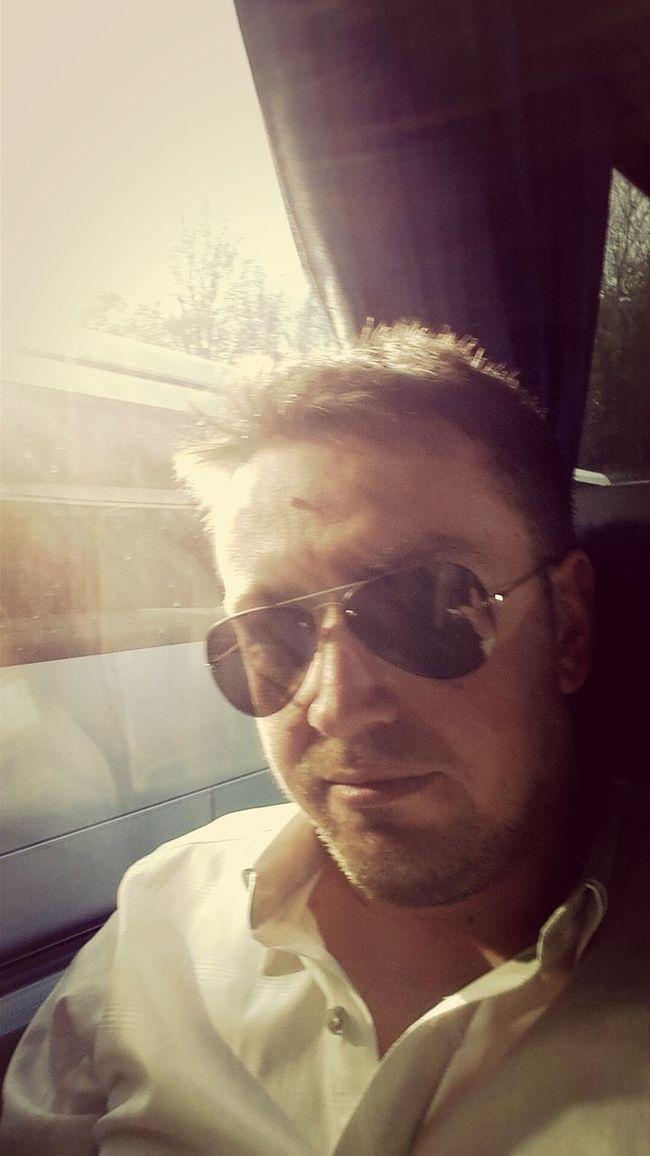 time to leave Hi! Selfie ✌ Byebye