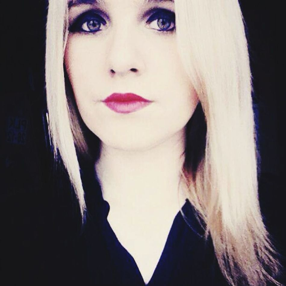 Polish Girl Only Women Looking At Camera One Person Young Women Blonde ♡ Makeup Eyeemwoman