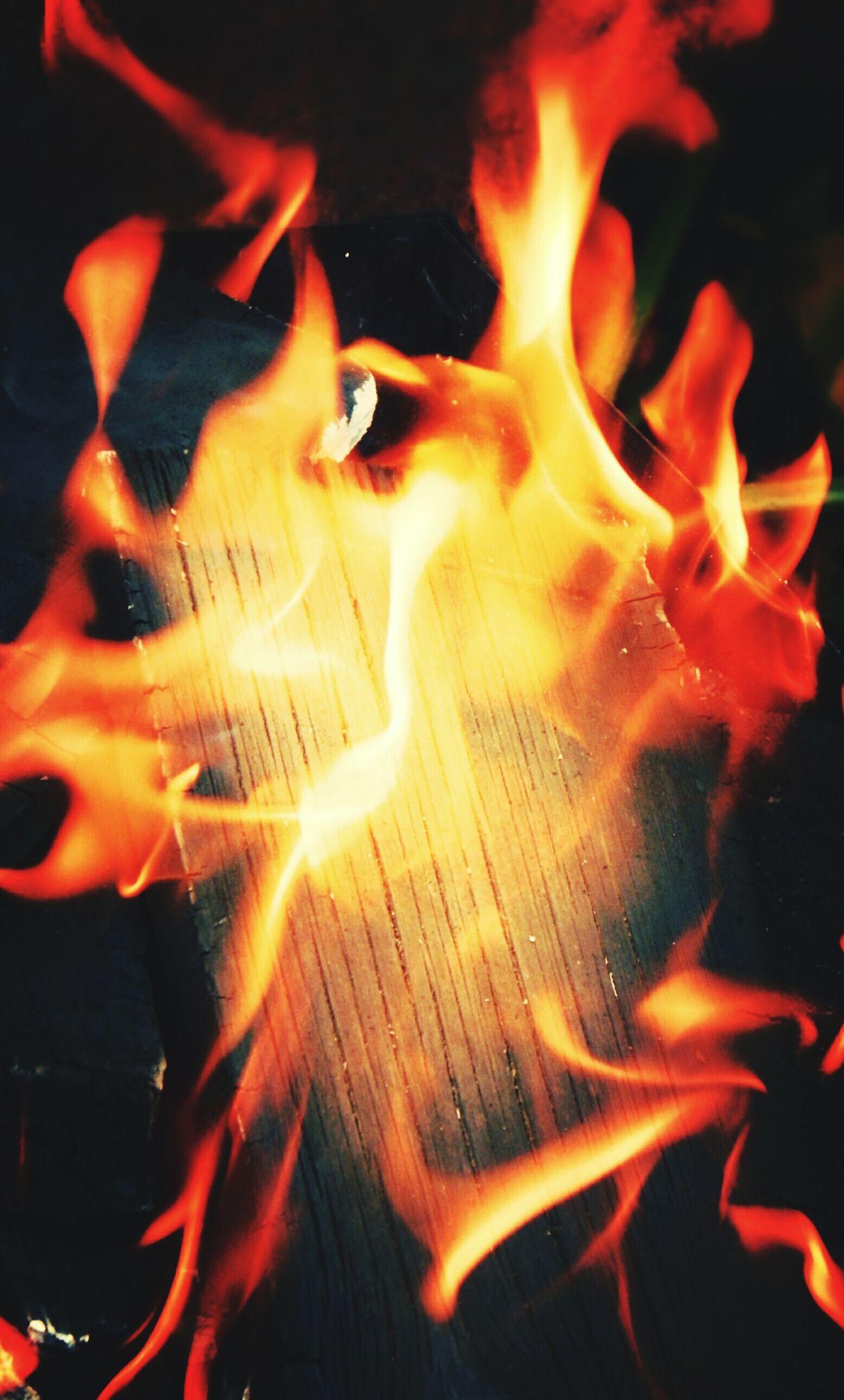 огонь стихия Fire Страх