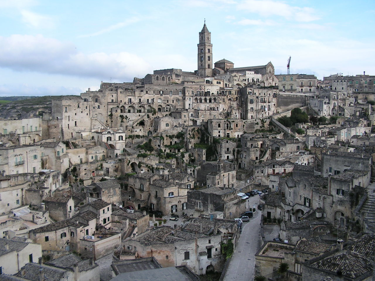 Architecture Built Structure City Cityscape Culture History Old Town Residential Building The Past Tourism Matera Matera View Matera Italy Materaunesco Matera, Italy Matera - Italia Matera