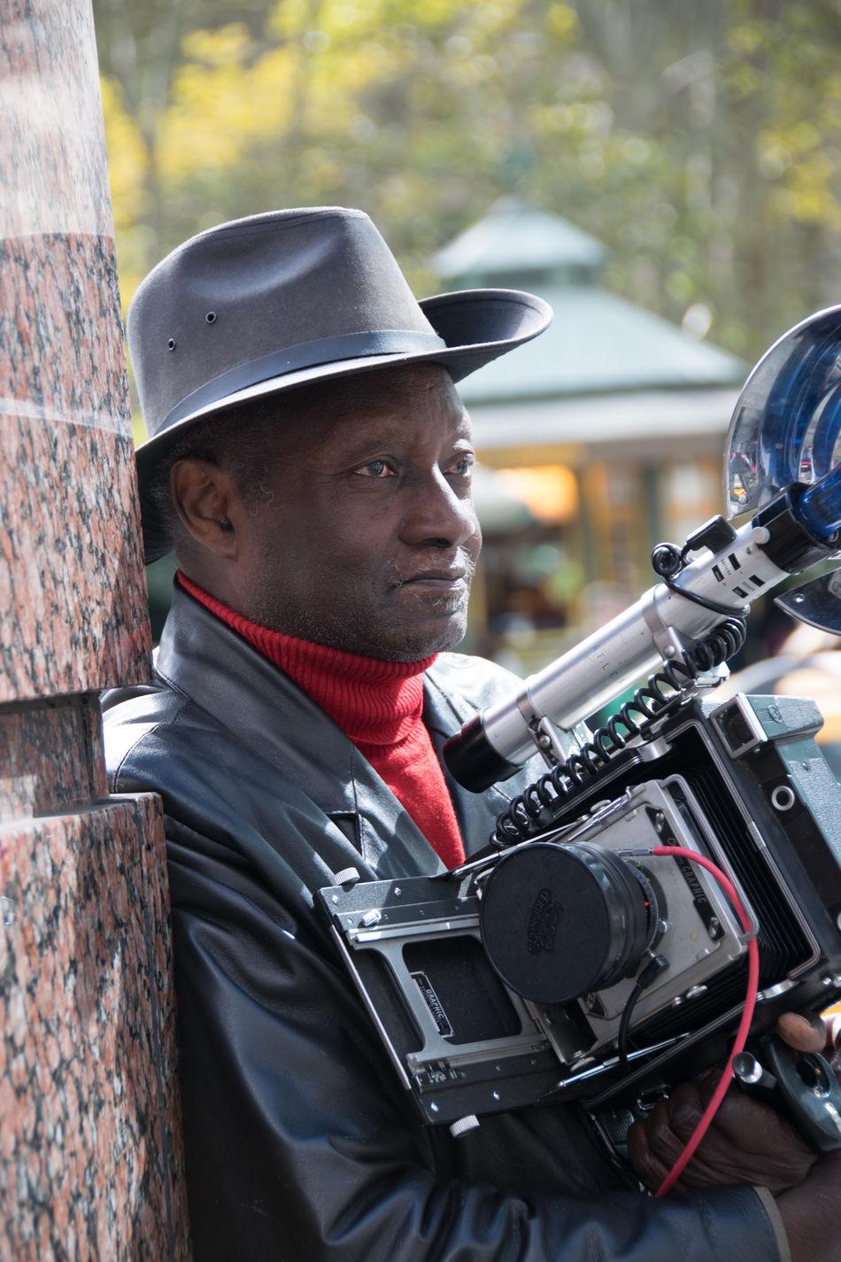 Bryantpark Camera Largeformat Louismendes Manhattan Midtown Oldcamera Onthestreet Photographer Portrait Streetphotography