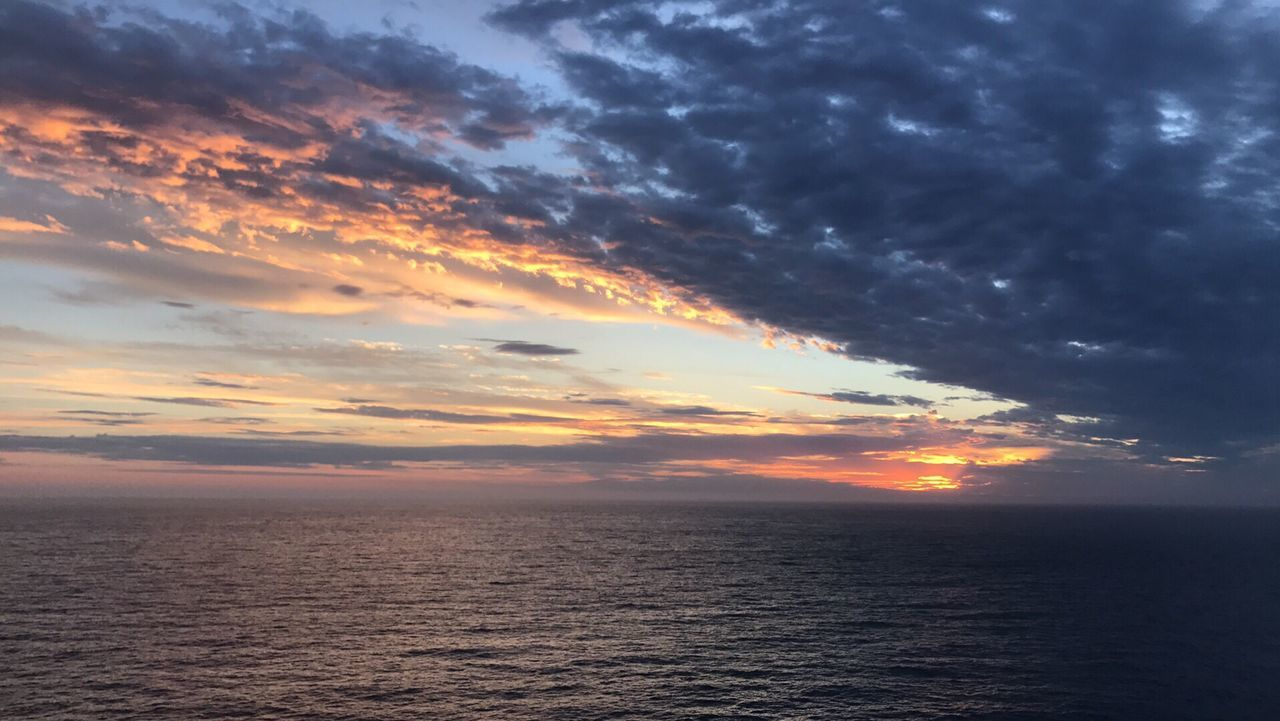 Summer sky Water Sydney, Australia Sunrise_sunsets_aroundworld Sunrise_Collection
