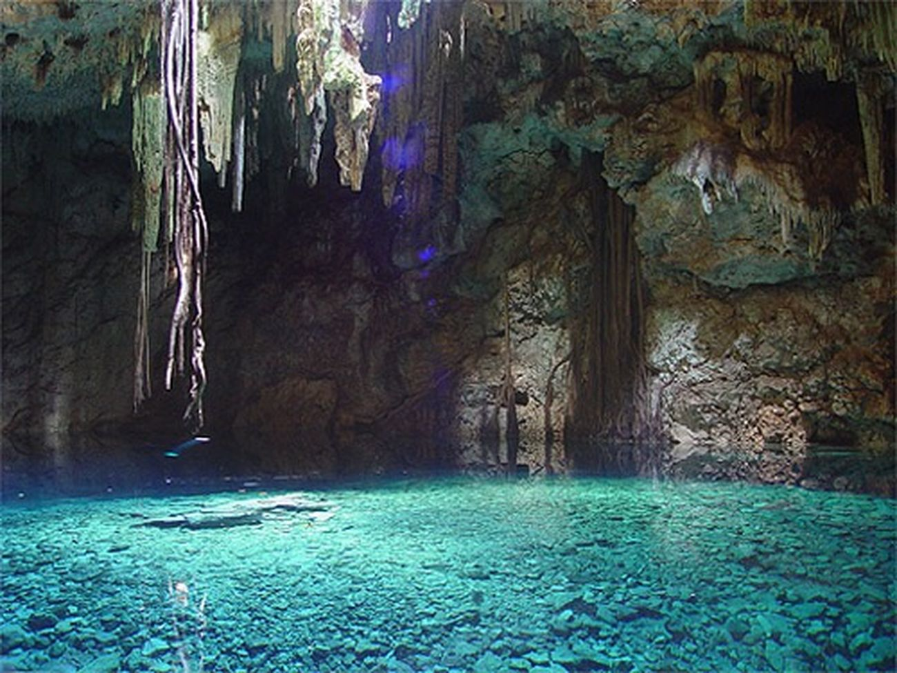 Cenotes Colorful
