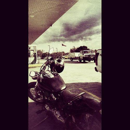 Once upon a fateful day... Bobber Bobberporn Biker Bike Motorcycle Motorbike Yamaha Vstar Roadtrip Byronbay Mullimbimby Yamaharley Instaride Instacool Ride RideOrDie