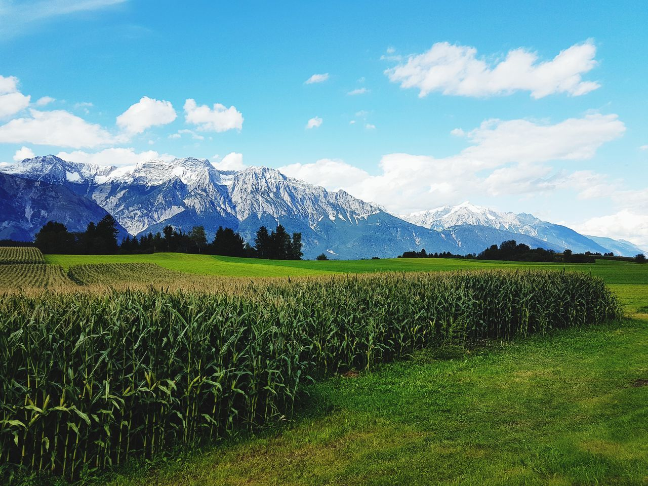Nordkette Austria Mountains Austrian Landscape Tyrol, Tirol From My View