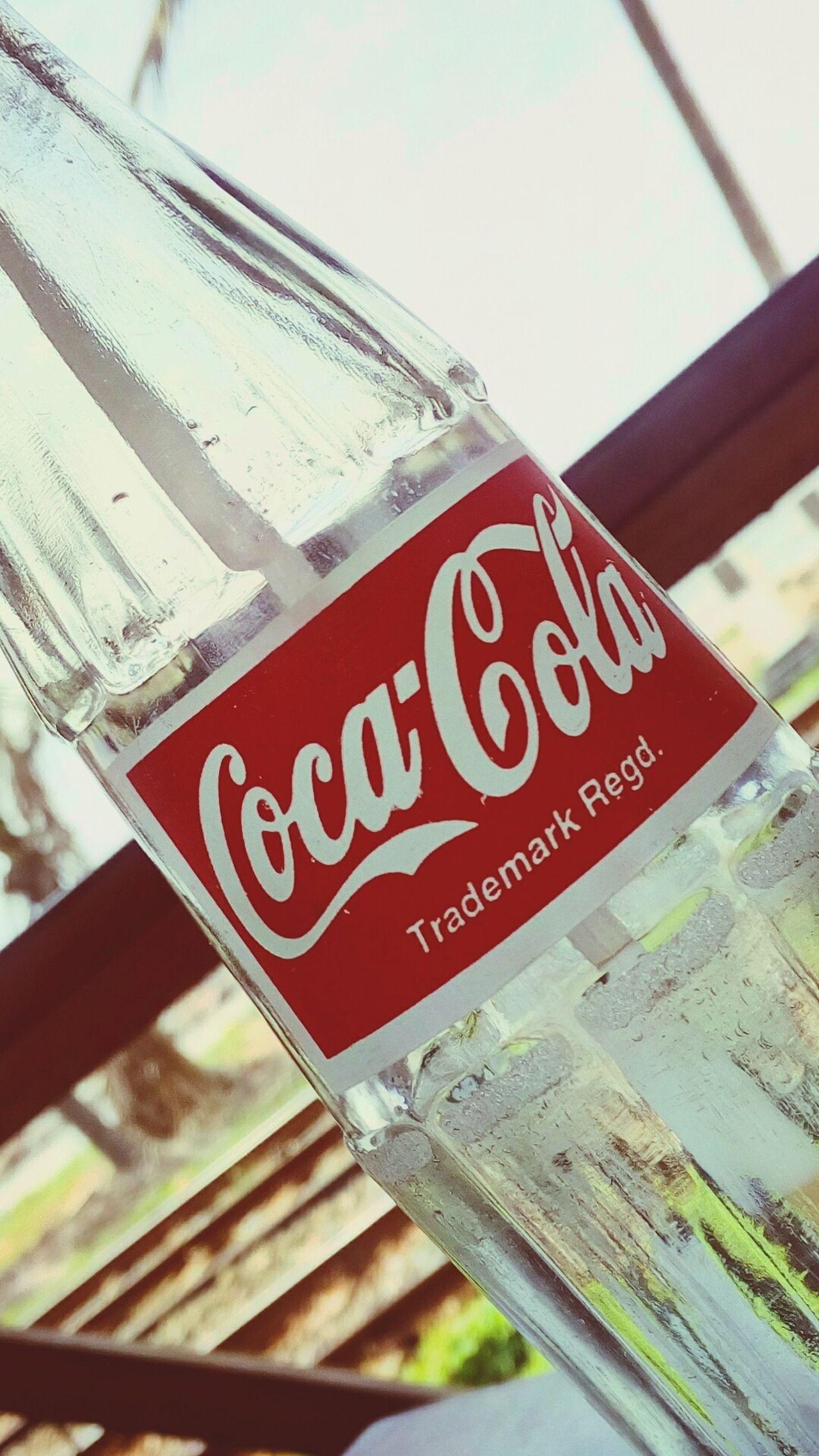 Coca-Cola Bottle en/ in Salinas,Ecuador Refresh