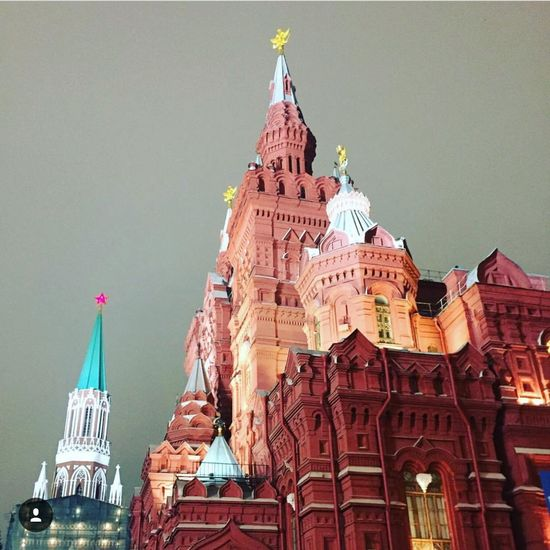 Architecture Cultures St Basil's Cathedral