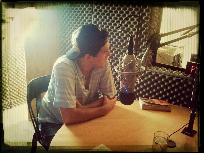 en la radio fm peniel First Eyeem Photo