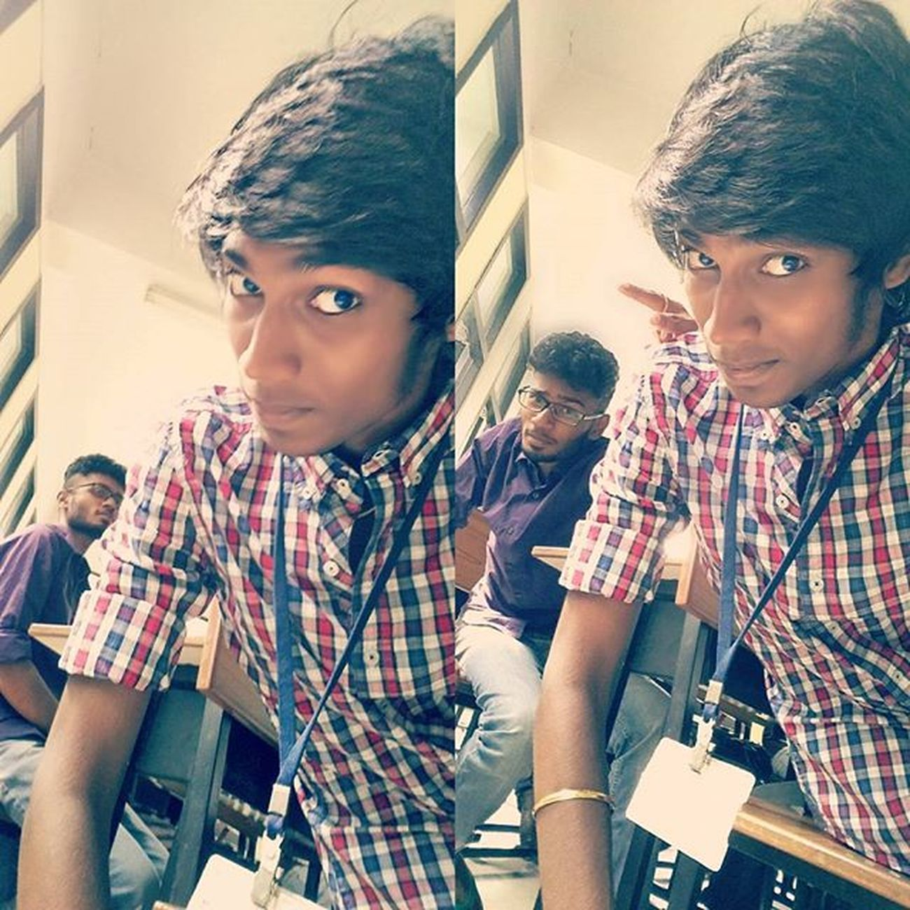 College Lifestyle Bored Class Selfie Time Instaevening Love Friends Fun Smartphone Smartclass Future engineersVIPS