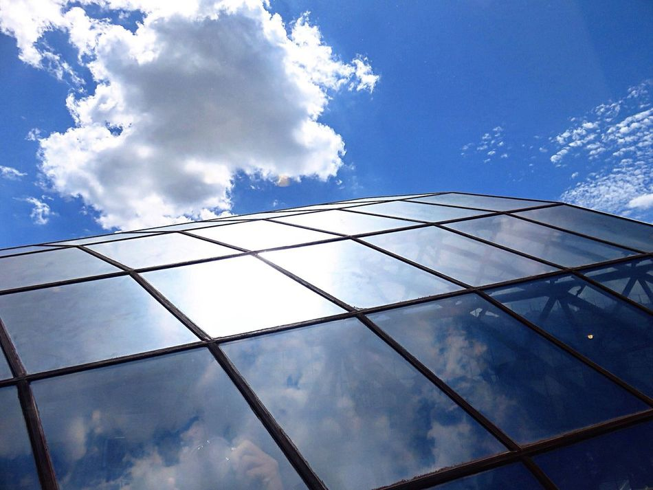Architectural Feature Architectural Detail Architecture_collection Architecture Kyotojapan Kyoto, Japan Kyoto,japan Kyotostation Kyoto Sky Bluesky Sky And Clouds Skyreflection Reflection Reflection_collection