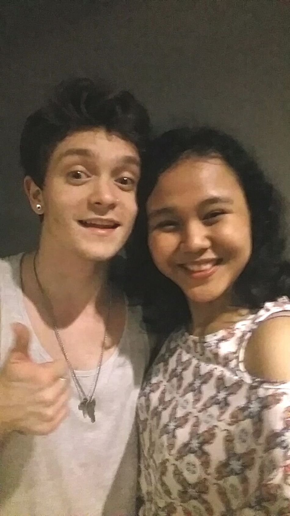 TheVampsBand Connorball MeetAndGreet connor is the best 💕