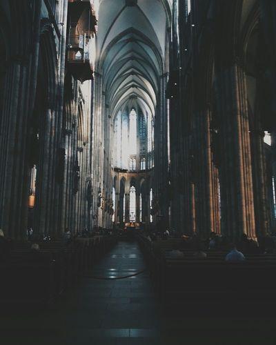 Kölner Dom Köln Cologne Germany Curch Verybig