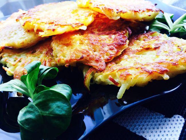 Breakfast Potato Pankake Yamy Teasty Food healthy food Potato Flapjack First Eyeem Photo