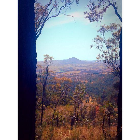 Nature Australia Camping Enjoying The View