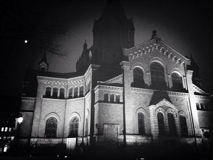 Kirche Kyrka Schweden Gruselig!!!