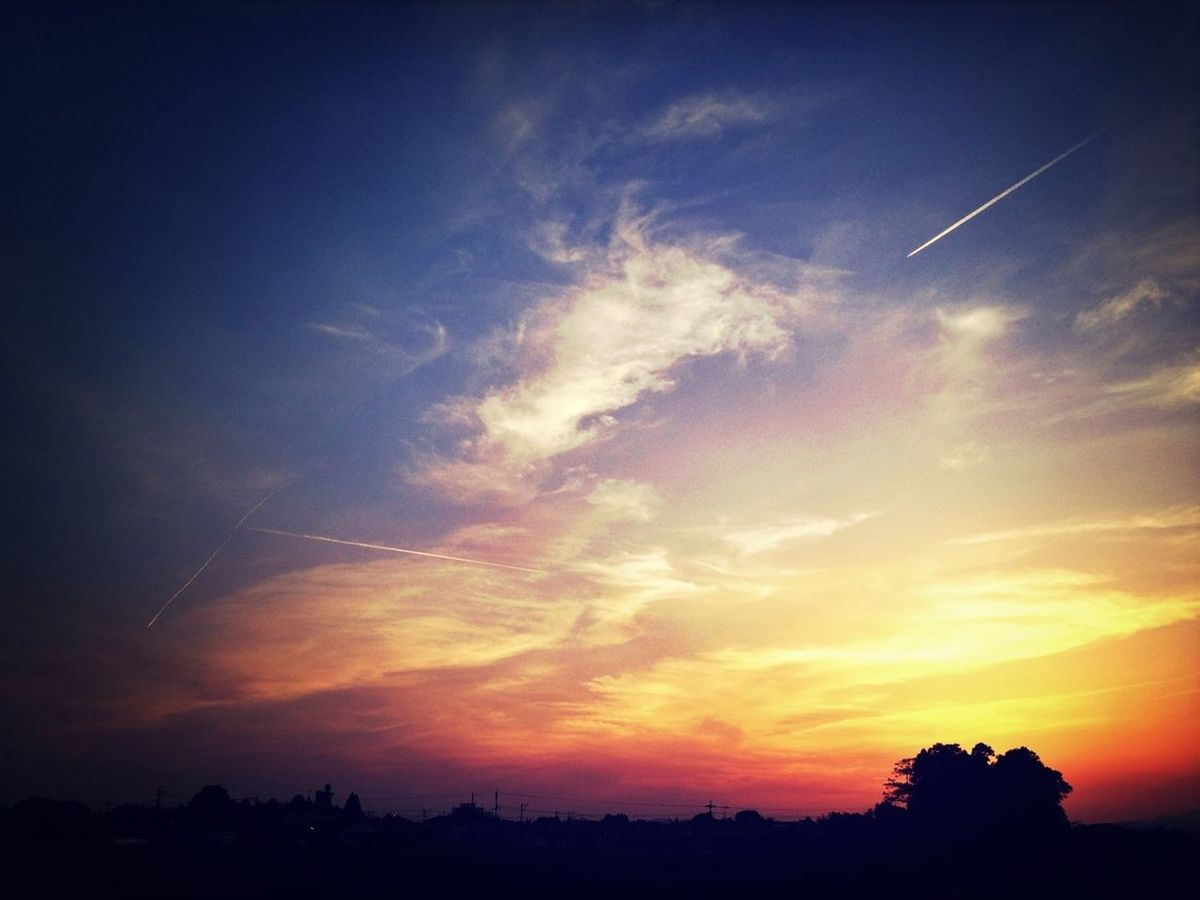 Sunset Sky_collection Nature_collection EyeEm Nature Lover