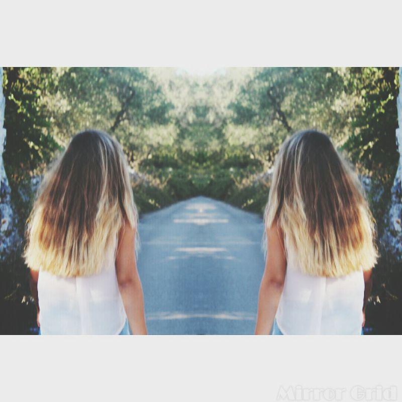 Long hair love summer picofmycousine