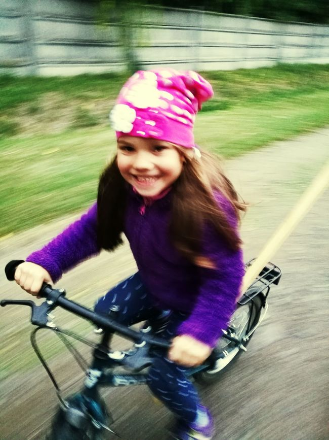 Happy Bycicle First Eyeem Photo Happylife💠 MyGIRL Autumn🍁🍁🍁
