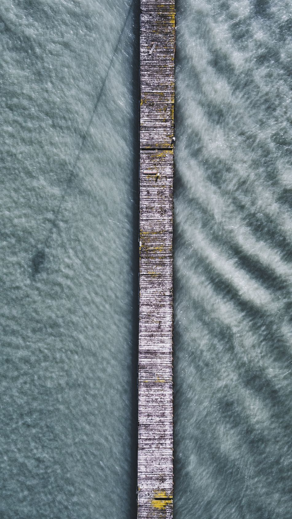 Backgrounds Full Frame Textured  Architecture Water Tones Nature Aerial View Rippled Aerial Michigan Detroit Built Structure Sea Motion Old Vintage Dock Bridge Wooden Decay Spooky Creepy Path Road