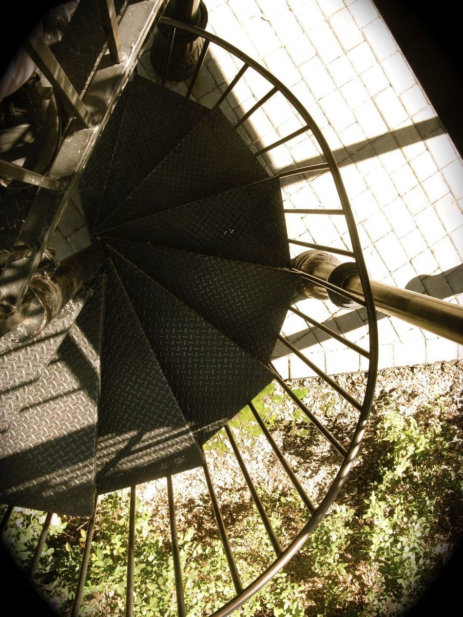 Spiral Staircase #gardensbythebay #SpiralArchitecture #spiralstaircase Columbus, Ohio Day No People Ohio Spiral Staircase