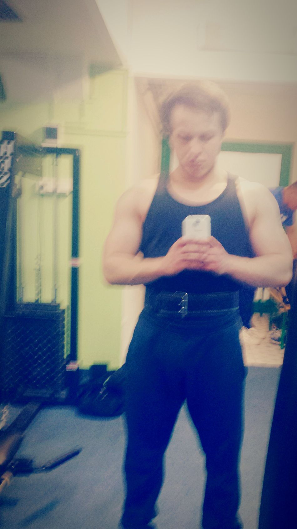 Trening Gym Armwresling