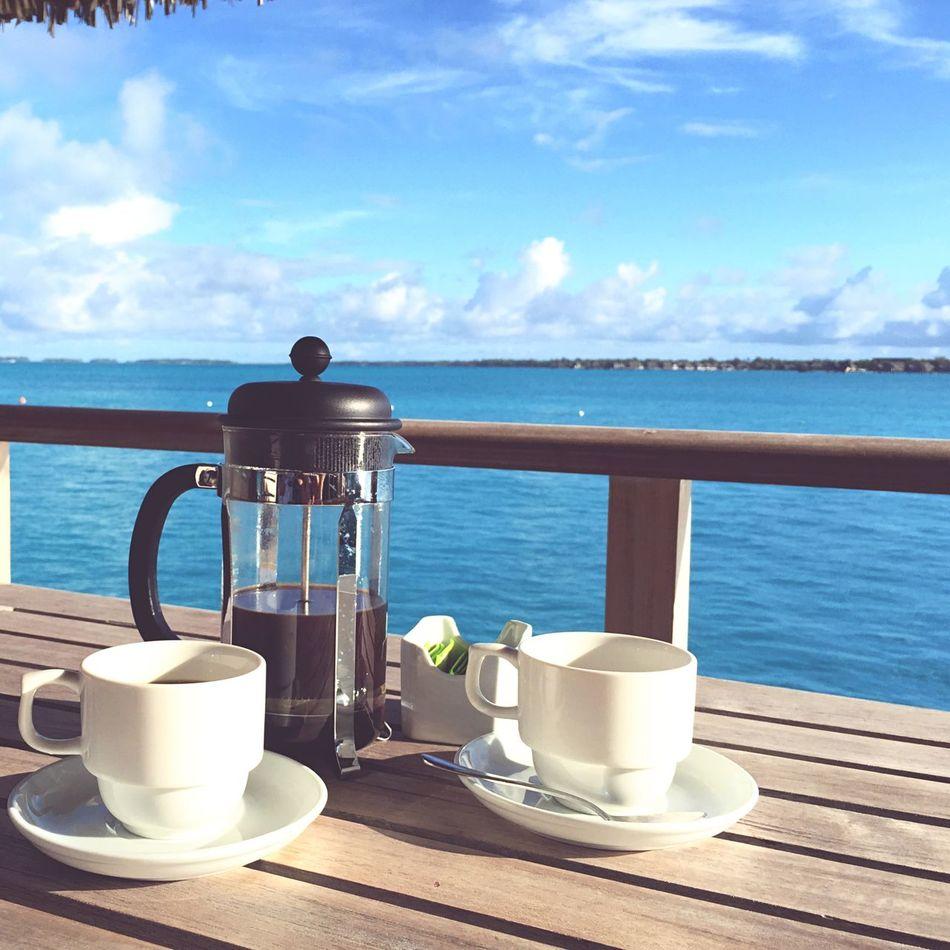 Beautiful stock photos of bora bora, Black Coffee, Cloud - Sky, Coffee - Drink, Coffee Cup
