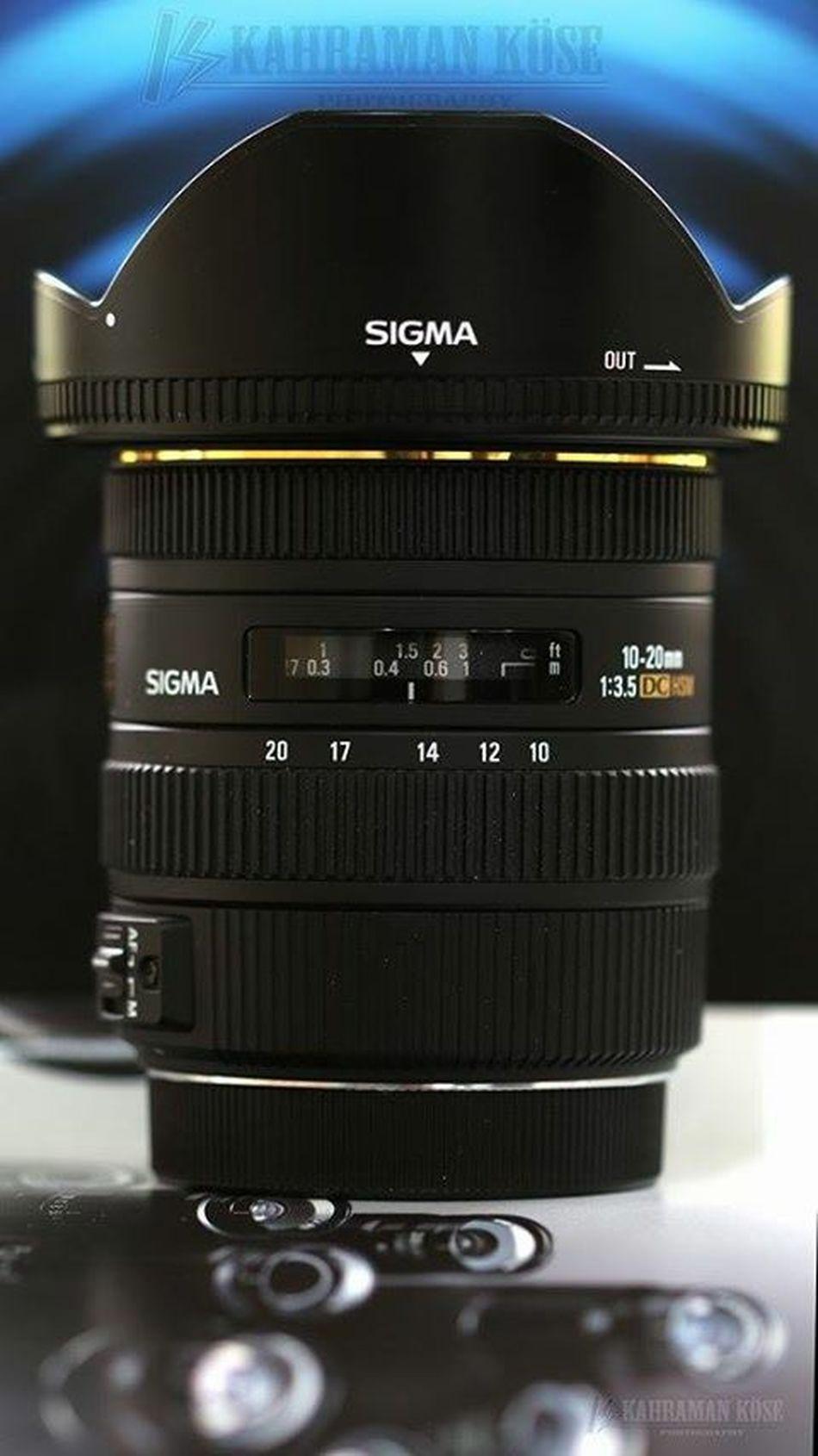 Canon Nikon Photography Photographer Photo Lens Sigma Objektif Genişaçı