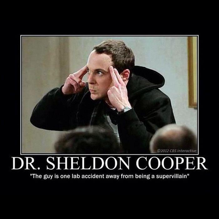 Sheldoncooper Bigbangtheory