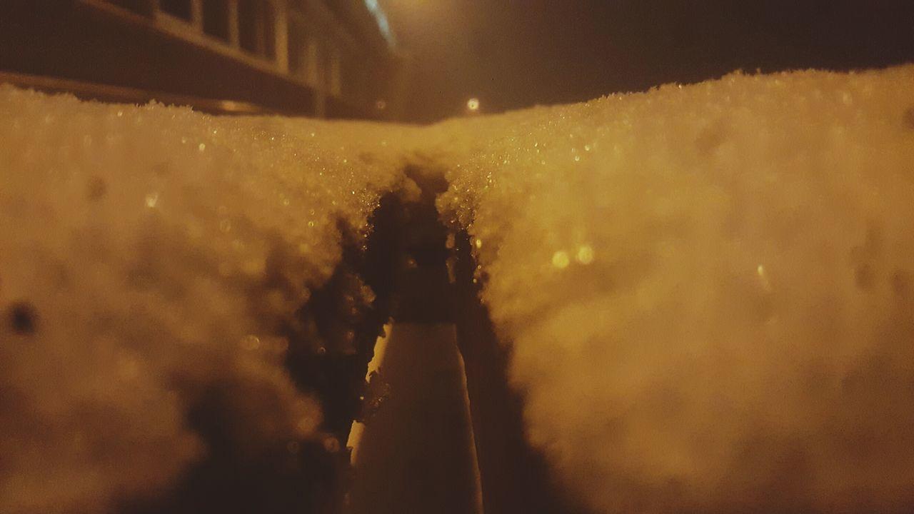 Shadow Focus On Shadow Night Snow ❄ LINE