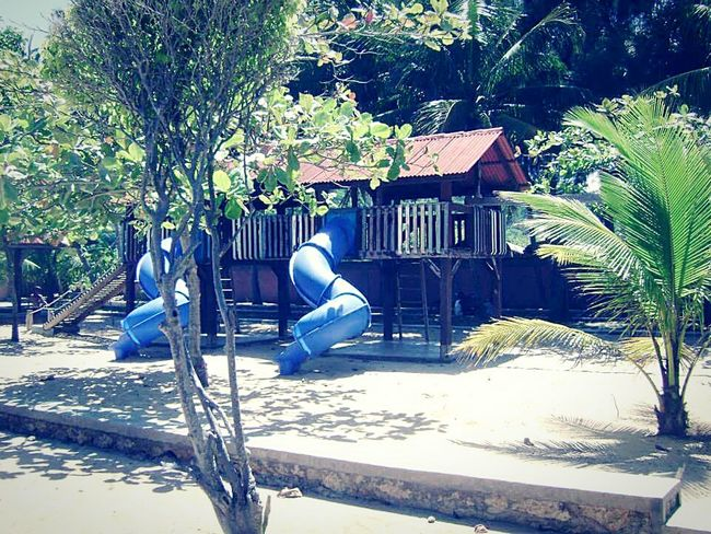 Haiti Missing Haiti Cap Haitien This Is Haiti Haitian Playground Slide Fun