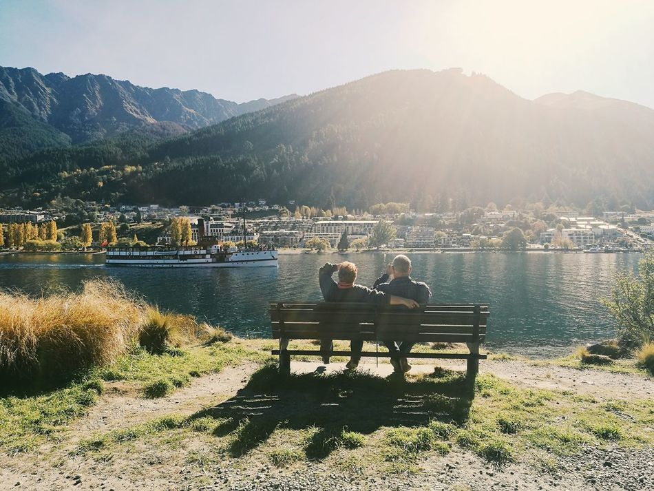 Bestsellers First Eyeem Photo Oldcouple Oldcouples Love Lovely Perfect Perfect Match Queenstown Nz Queenstown Men Women Man Woman
