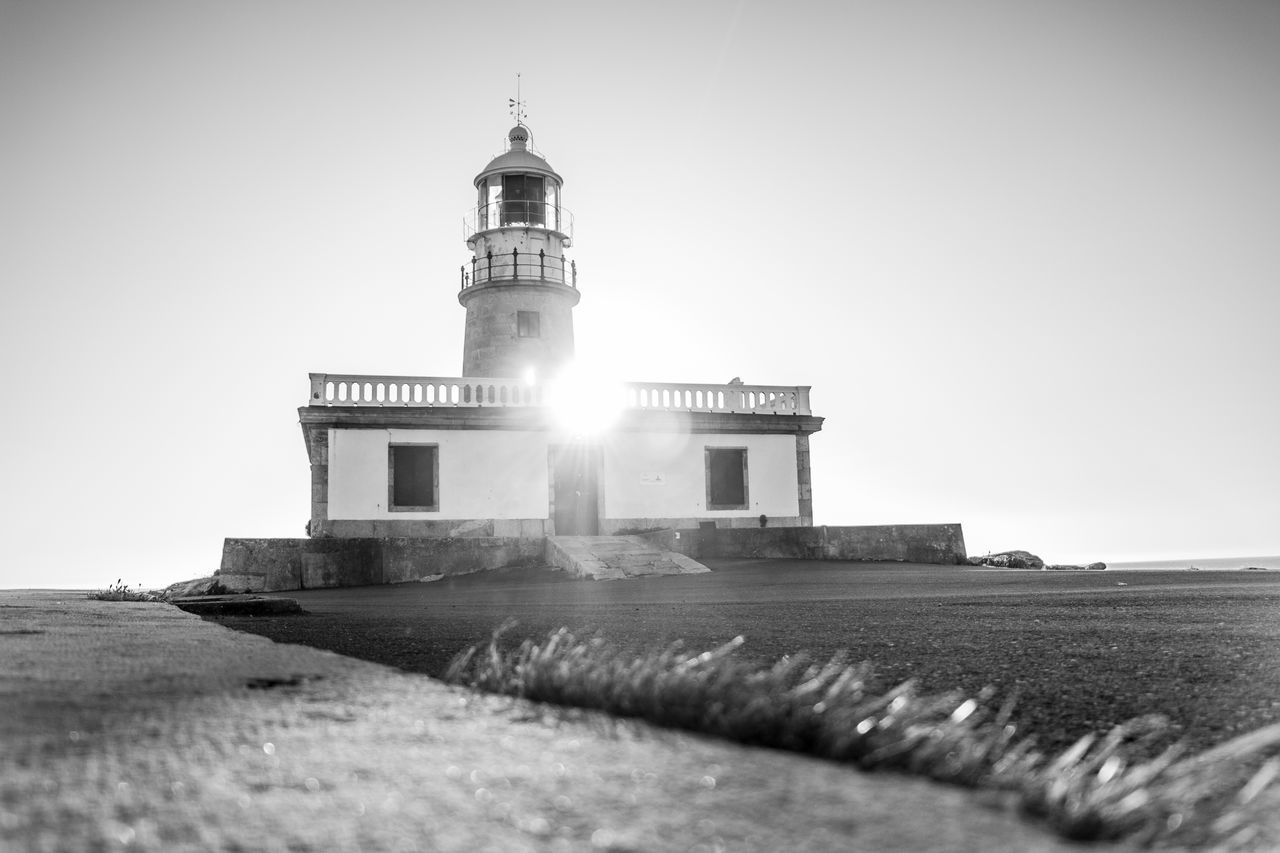requiem for a summer... Arquitecture Black & White Blackandwhite Canon Capture The Moment Exterior EyeEm Best Shots EyeEm Nature Lover EyeEmBestPics Faro Galicia Galicia Calidade Galifornia Giuliospice Light And Shadow Lighthouse Nature_collection Outdoors Photography Seaside SPAIN Summer Sunset Tower Travel Photography
