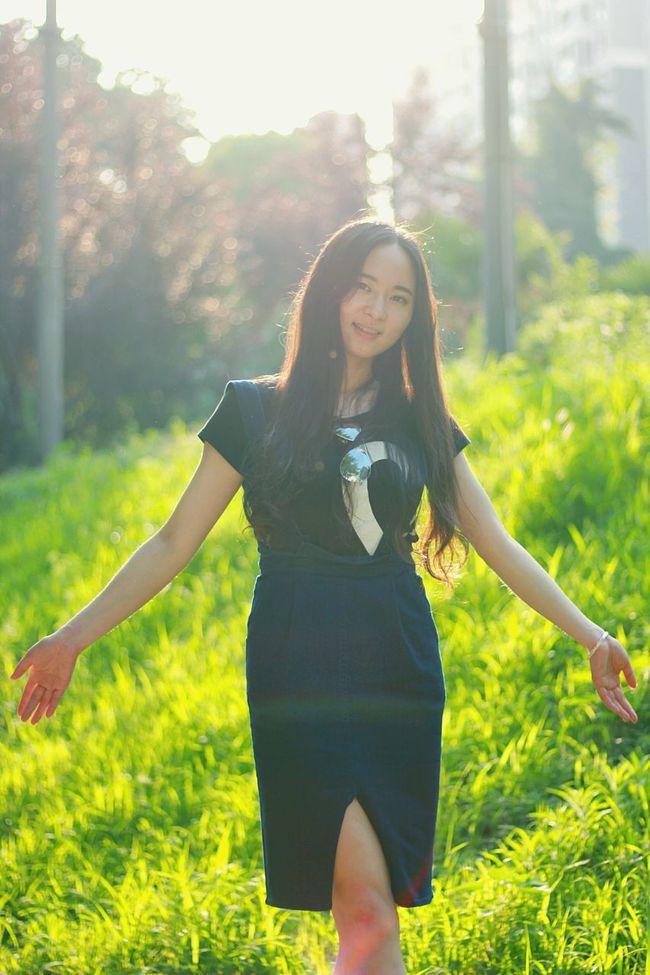 Natural Light Portrait Portrait NUIST Feel The Journey Summer 2016 校园 毕业季 Original Experiences Nanjing Fresh On Eyeem