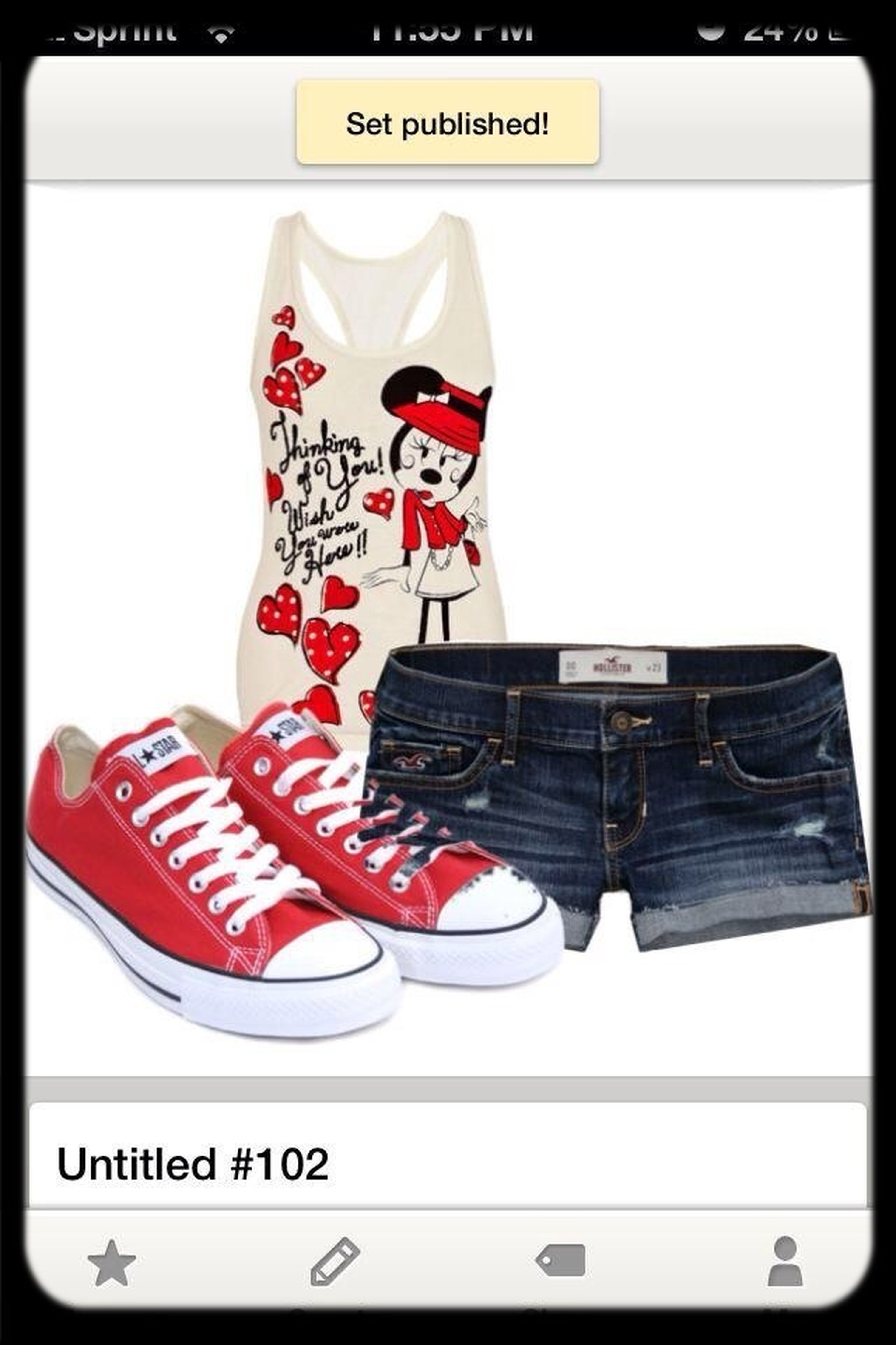 I Would Wear This