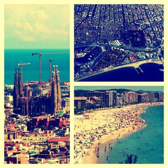 I cant wait for tomar! Barcelona Beach LGFX Unitrip studentlife