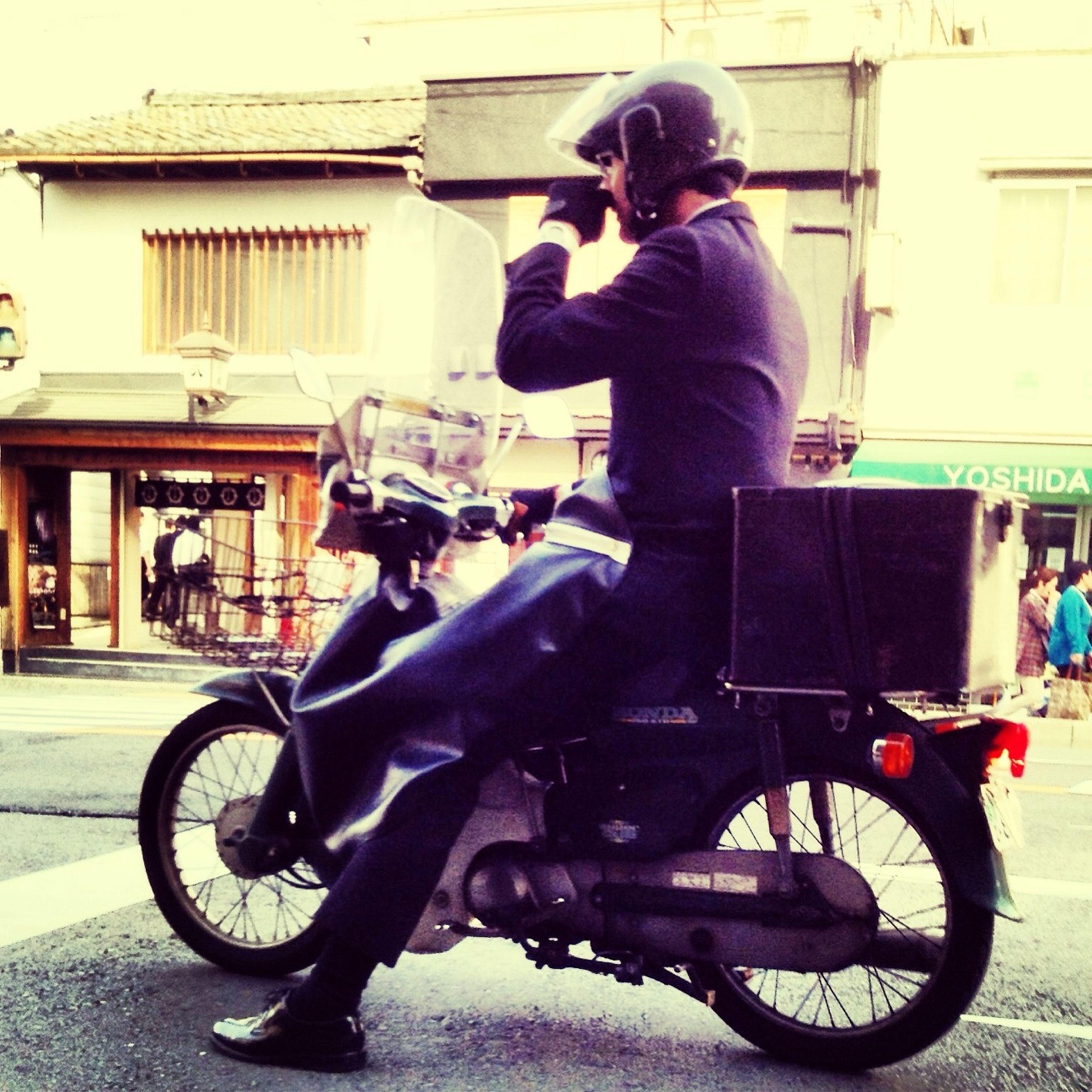 Mafia On Bike