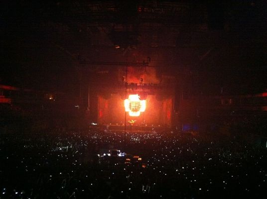 Rammstein in Belgrade by Erduana Smailbegovic
