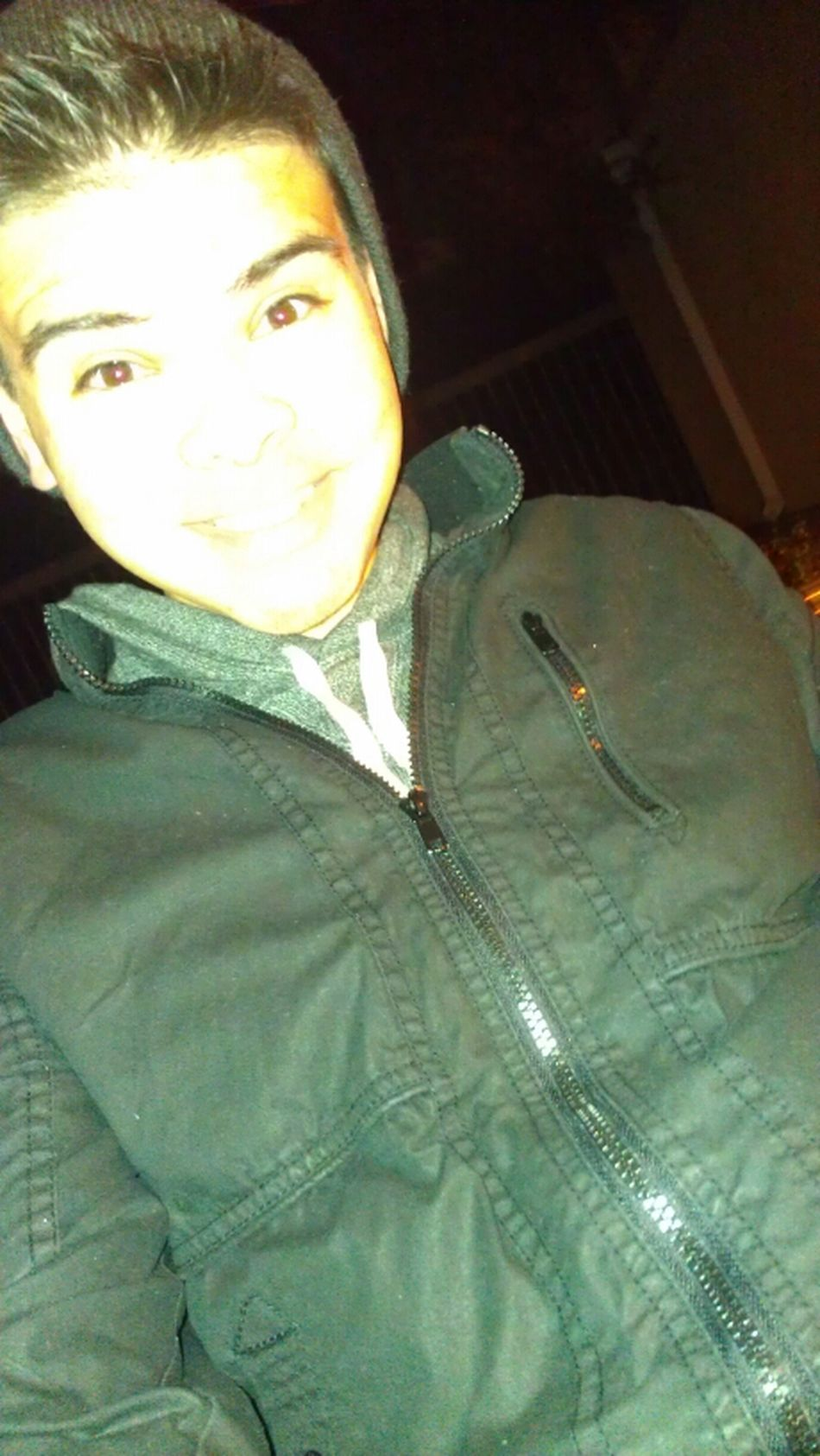 His Jacket <3
