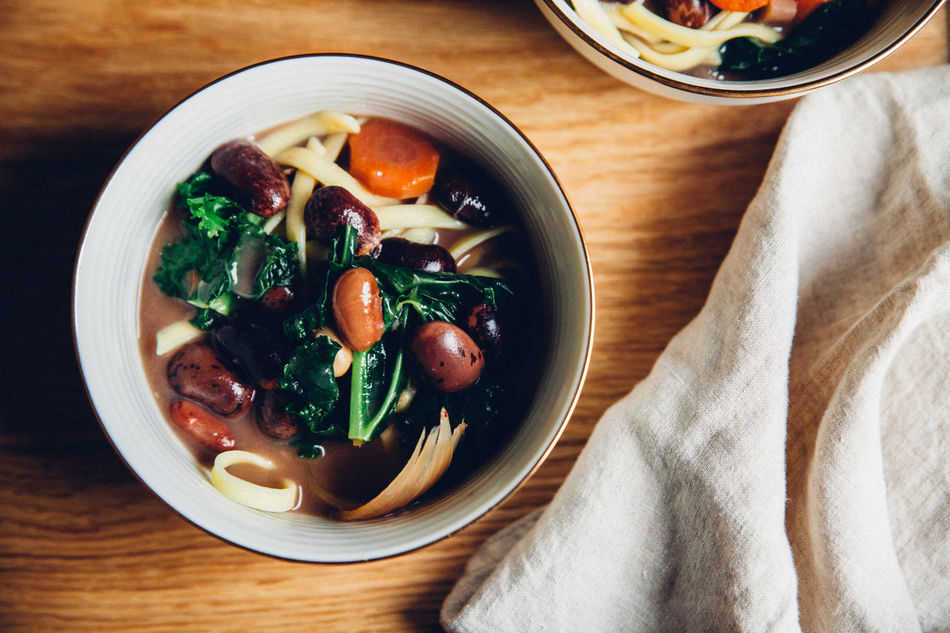 Bowl Food Food And Drink Ready-to-eat Table Vegetable Vegetable Soup