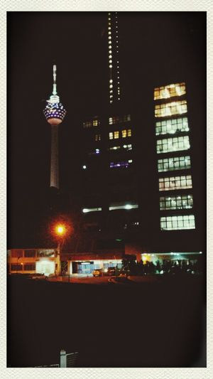 Rooftop view,,KL TOWER ,, im Bored Here